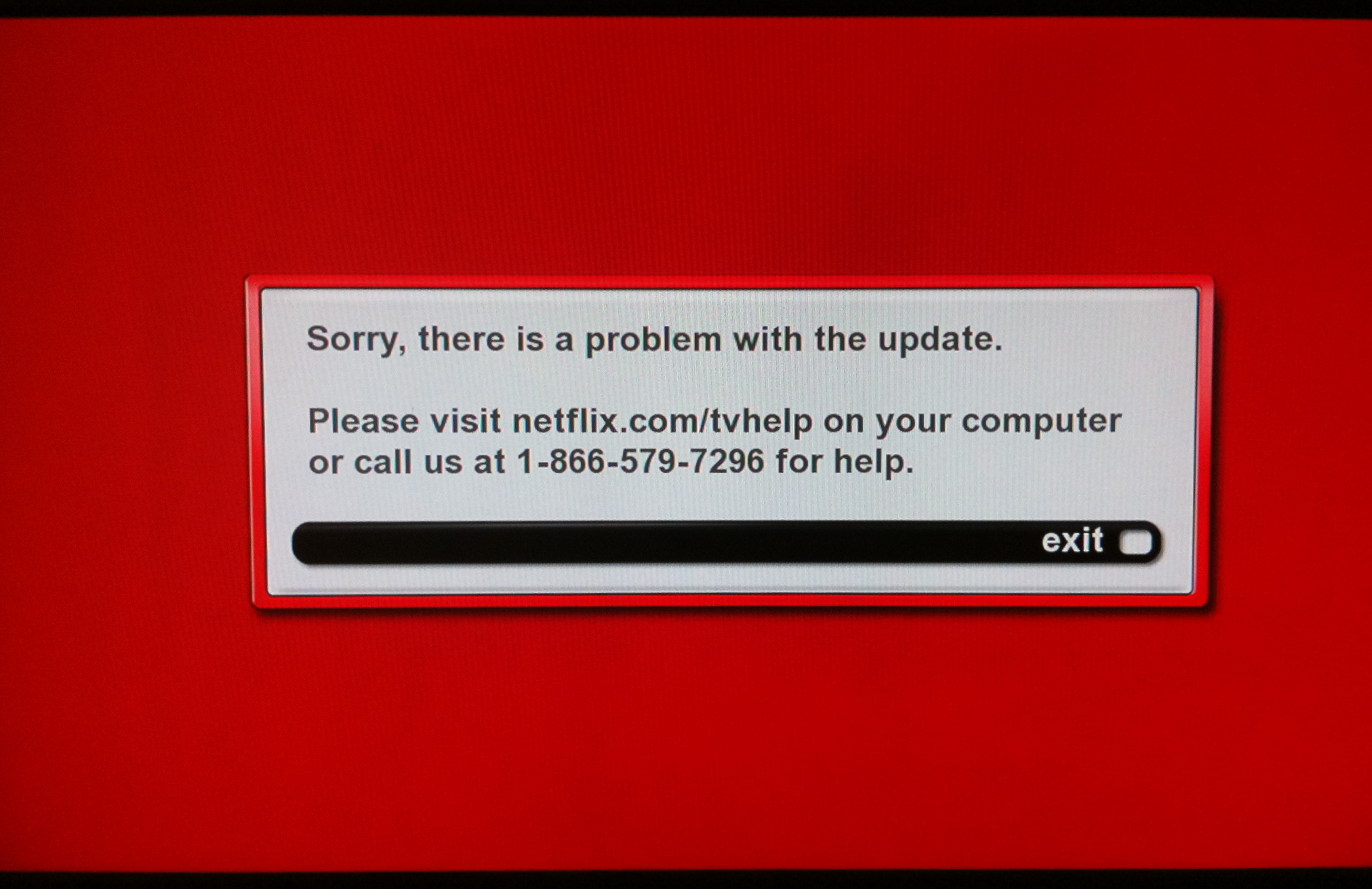 how to close netflix on ps3